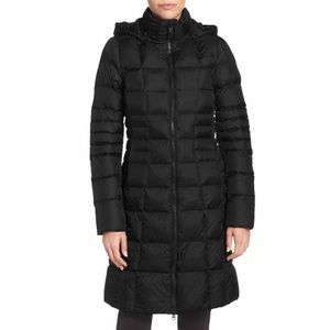 The North Face Metropolis II Hooded Puffer Jacket